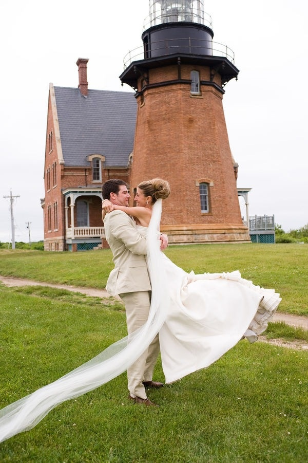 Block Island Wedding Favorite And Spontaneous Picture