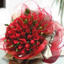 Send Bunch of Roses to Special Ones      Bunch of 20 roses     Delivery available to All India     The image displayed in indicative in nature,actual product may vary slightly.     This gift can be delivered on any date of your choice. Please make sure u make the order a day in advance.