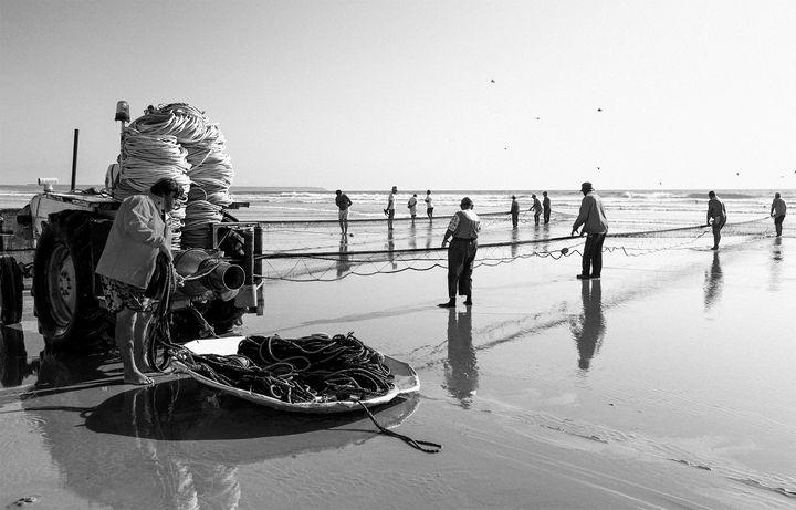 BEACH FISHERS
