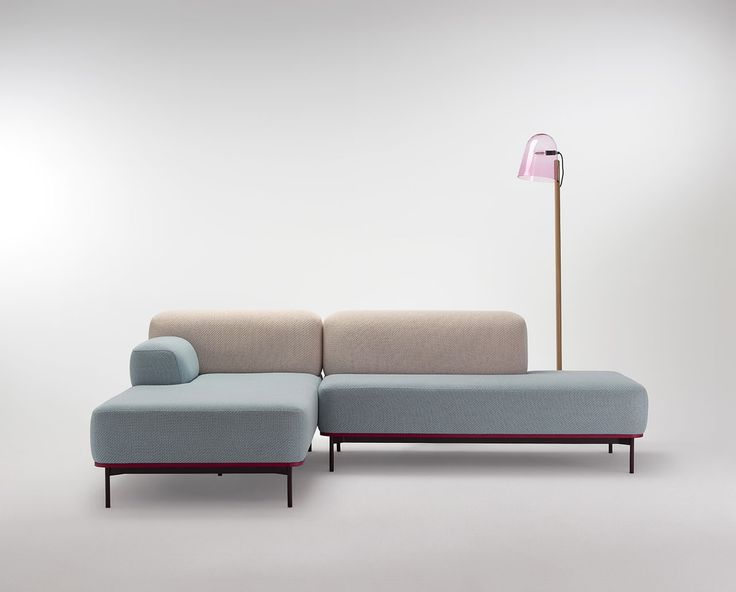 Purposely designed to be at ease in commercial or domestic settings is the Softscape Chaise Lounge. Featuring fluid lines and sculptural forms, the chaise lounge is equally useful linked within a modular lounge configuration or as a stand alone element.