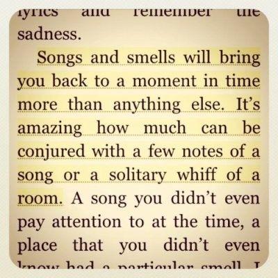 a song..