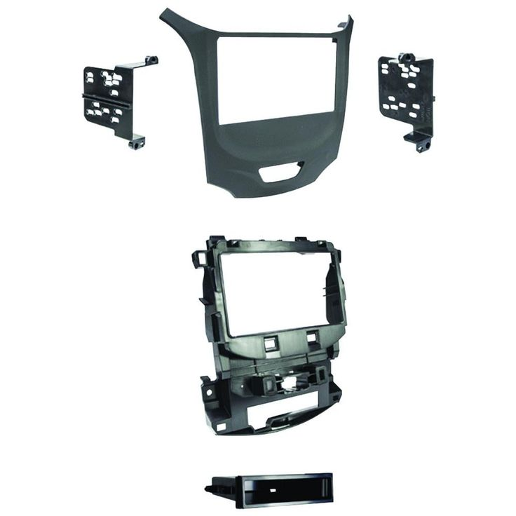 Metra Iso Single-din Installation Kit Chevy Cruze 2016 & Up