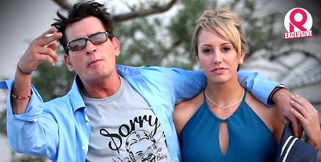 The Party's Over: Charlie Sheen Throws One Final Rager For Gal Pals Before Marriage To Porn StarFiancée