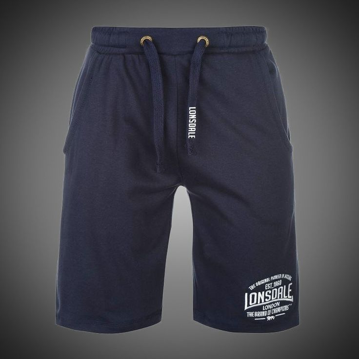Pánské kraťasy Lonsdale Brand of Champions navy