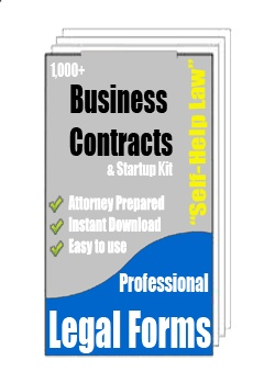 Business Contracts And Legal Forms  -Over 1,000 documents...