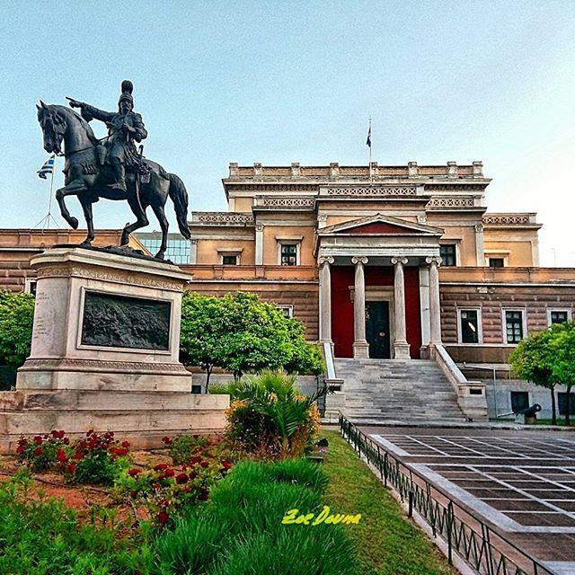 Athens, Greece...  Αθήνα - Πλατεία Κολοκοτρώνη