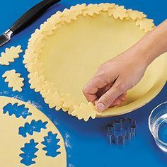 Get creative with pie crust! From decorative finishes like ruffled edges and leaf trims to simple embellishments like sugar toppings and egg washes, use these easy tips and tricks to make your pie crusts extra special.