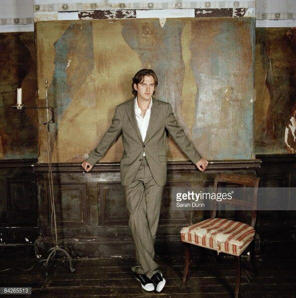 Dan Stevens por Sarah Dunn para Glamour Magazine UK
