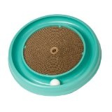 Bergan Turbo Scratcher Cat Toy, Colors May Vary (Misc.)By Bergan