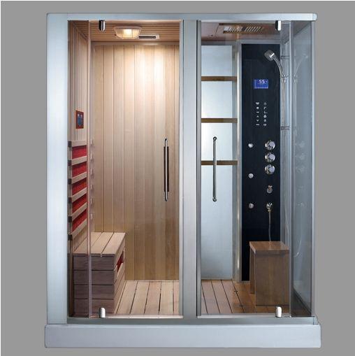 7 best ideas about combn e douche hammam sauna grandhome by aquabains on pinterest radios. Black Bedroom Furniture Sets. Home Design Ideas
