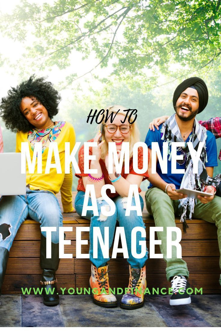 Learning how to make money as a teenager online and in person can be a challenge… – Money challenges
