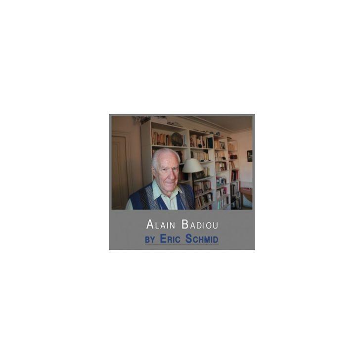 Eric Schmid - Alain Badiou (Vinyl)