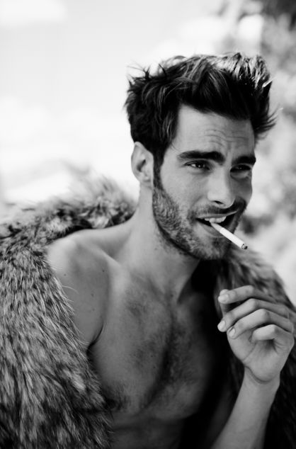 Jon Kortajarena by Damon Baker for S Moda magazine