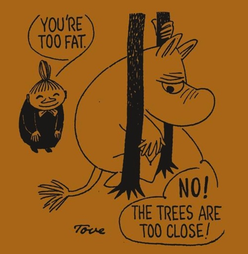 You're too fat :)