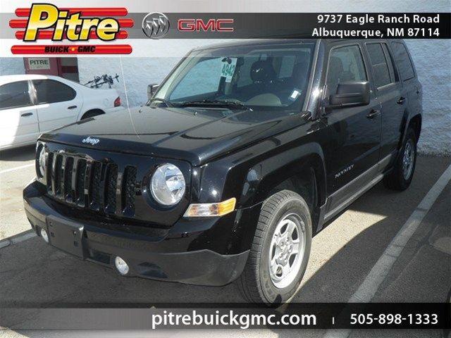 #2014 #JEEP #PATRIOT #SPORT #Pitre #Buick #GMC 9737 Eagle Ranch Rd NW #Albuquerque, NM 87114 Phone: (505) 898-1333 http://pitrebuickgmc.com Pitre Buick GMC in Albuquerque, NM, also serving Santa Fe, NM and Farmington, NM is proud to be an automotive leader in our area.
