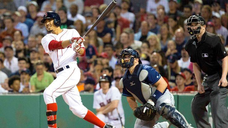 Like David Ortiz, Mookie Betts is an age-defying Red Sox star #Sport #iNewsPhoto