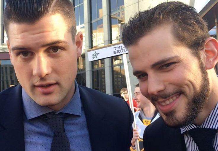 Jamie Benn & Tyler Seguin