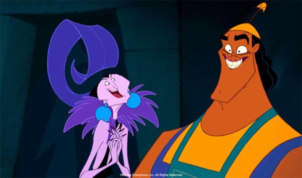 Personagens da Disney com os rostos trocados ~ Ovelhas Voadoras