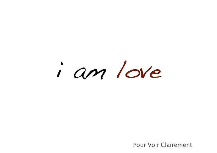 Love is not a verb. Love is a state of being. Be Love.