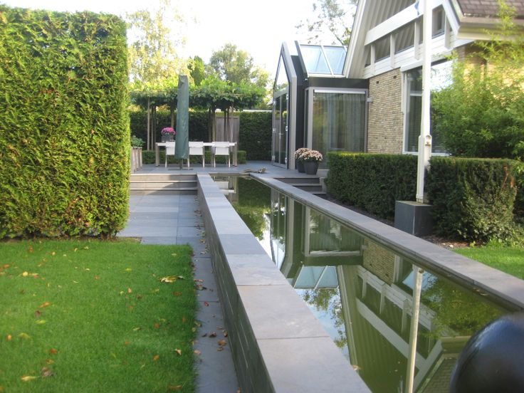 7 beste afbeeldingen over tuin in leeuwarden op pinterest deuren tuin en hoofdgerecht - Model van het terras ...