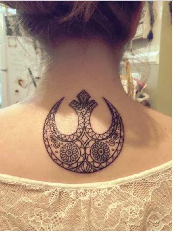 Top 14 des tatouages Star Wars plutôt classes, le style est avec eux