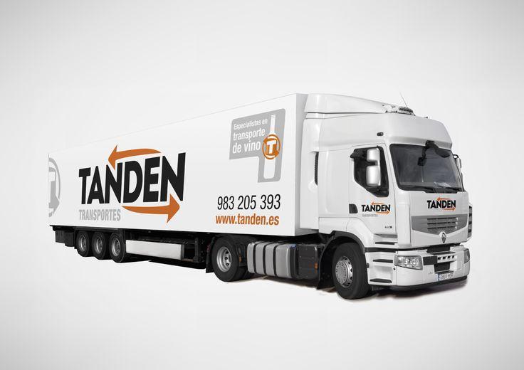 Imagen corporativa Tanden