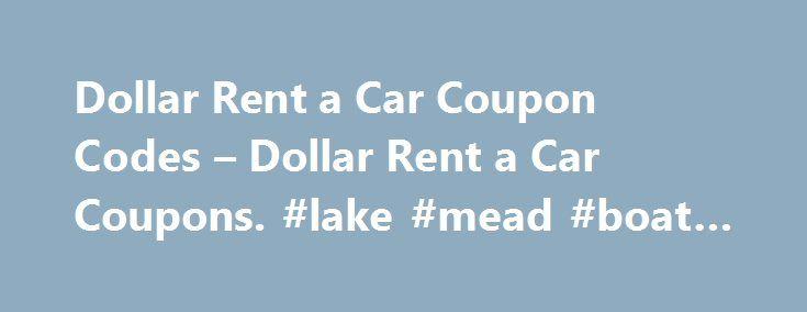 Dollar rental coupon code florida
