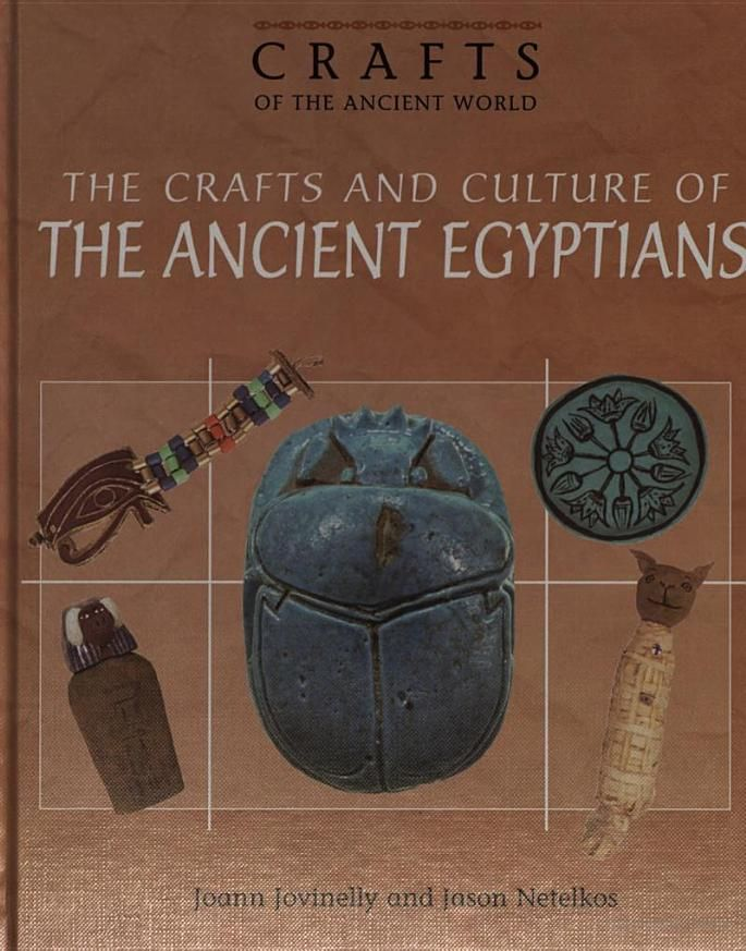 The different artistic cultures in ancient egypt