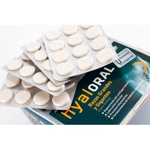 Hyaloral 12 cpr