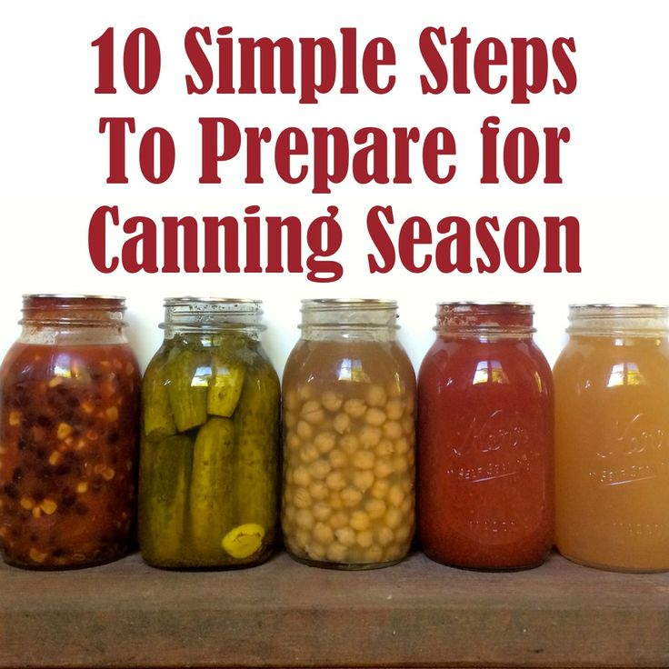 243 best canning and preserving images on pinterest canning truly reap the fruits of your labor by stocking up on your vegetables to enjoy throughout the year here are tips to help you prepare for canning season forumfinder Gallery