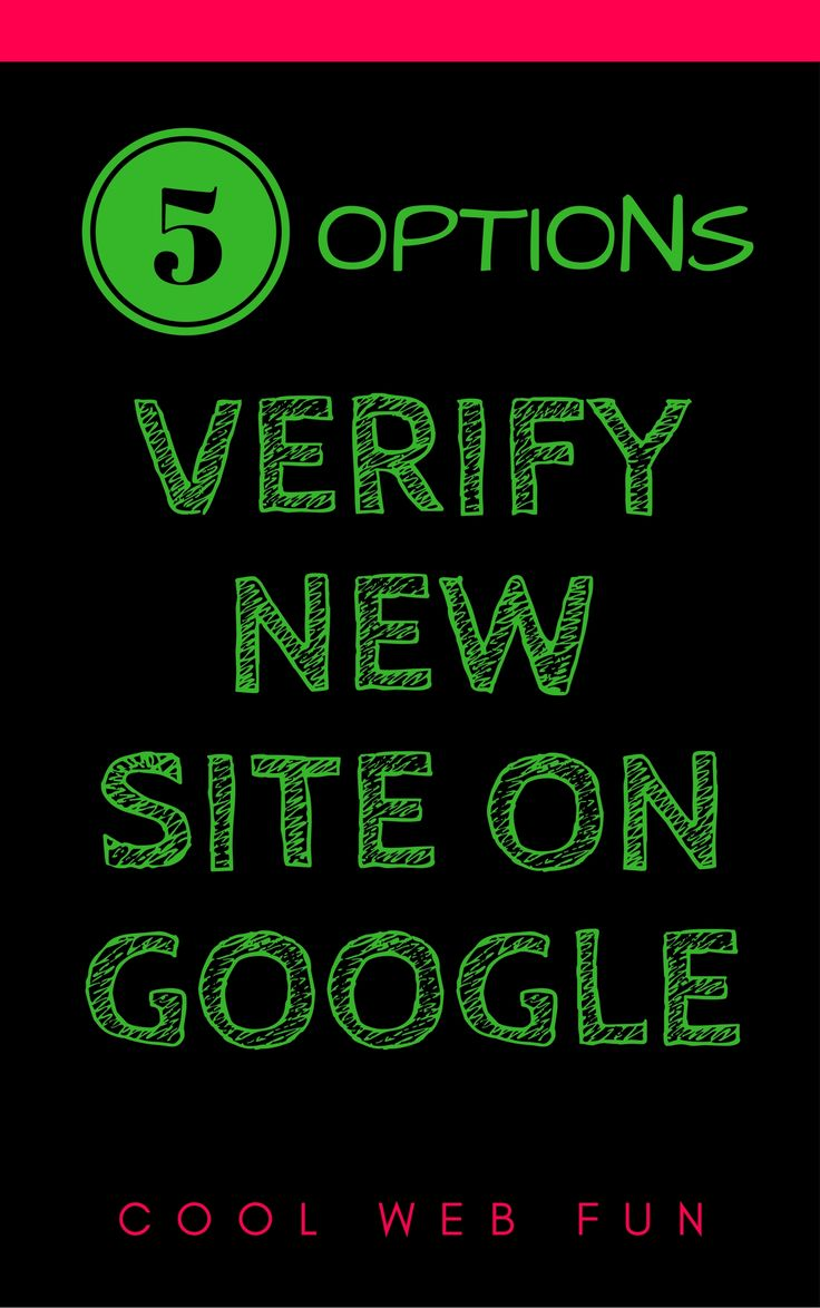 How to verify site with google webmasters? Have you ever wondered how do web pages gets displayed on first page of Google? Its simple just verify your site and submit it to google and be ready for organic traffic. Click on http://www.coolwebfun.com/verify-site-google-webmaster-tools-verification/