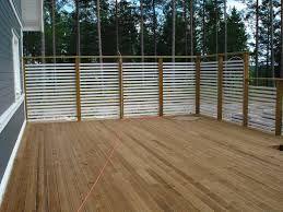 Bildresultat för altanbygge staket