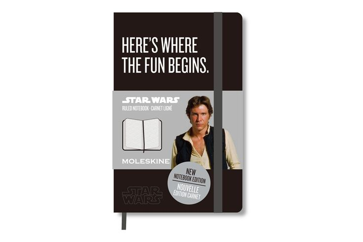 Moleskine Star Wars Notebook