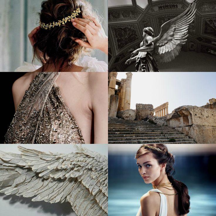 Modern Greek Mythology: Nike, Greek Goddess of Victory.