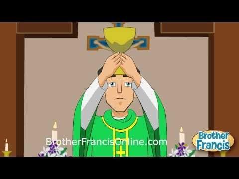 Brother Francis Catholic Cartoons online - youtube