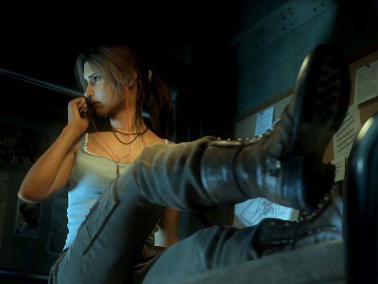 Rise of Tomb Raider Lara Croft SFM Compilation  Pornhubcom