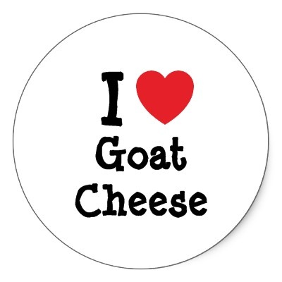 Round stickers, To die for and Goat cheese on Pinterest