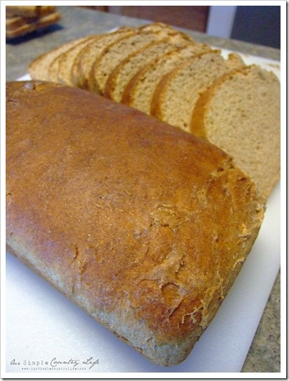 honey wheat bread. this site has lots of tips for bread making.
