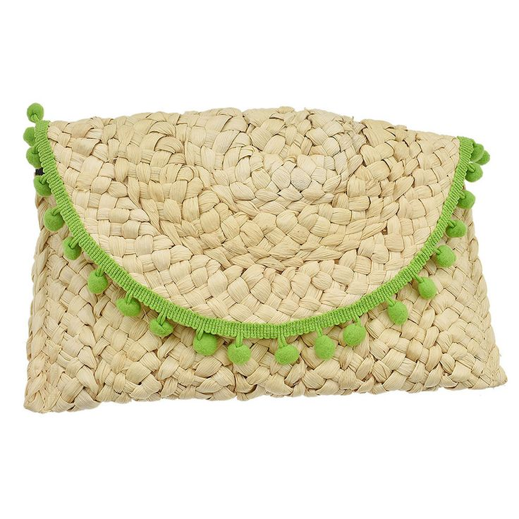 How To Crochet An Easy Evening Bag With Zipper And