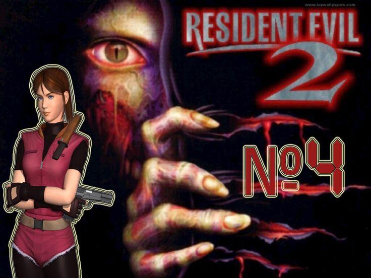 Resident Evil 2 прохождение Клэр А часть 4.