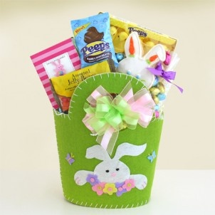 13 best hampers images on pinterest gift hampers christmas easter bag idea for residents negle Choice Image