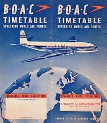 BOAC 1953/11