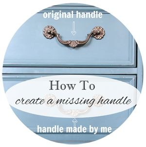 Missing Hardware? Here's a fix - Artsy Chicks Rule