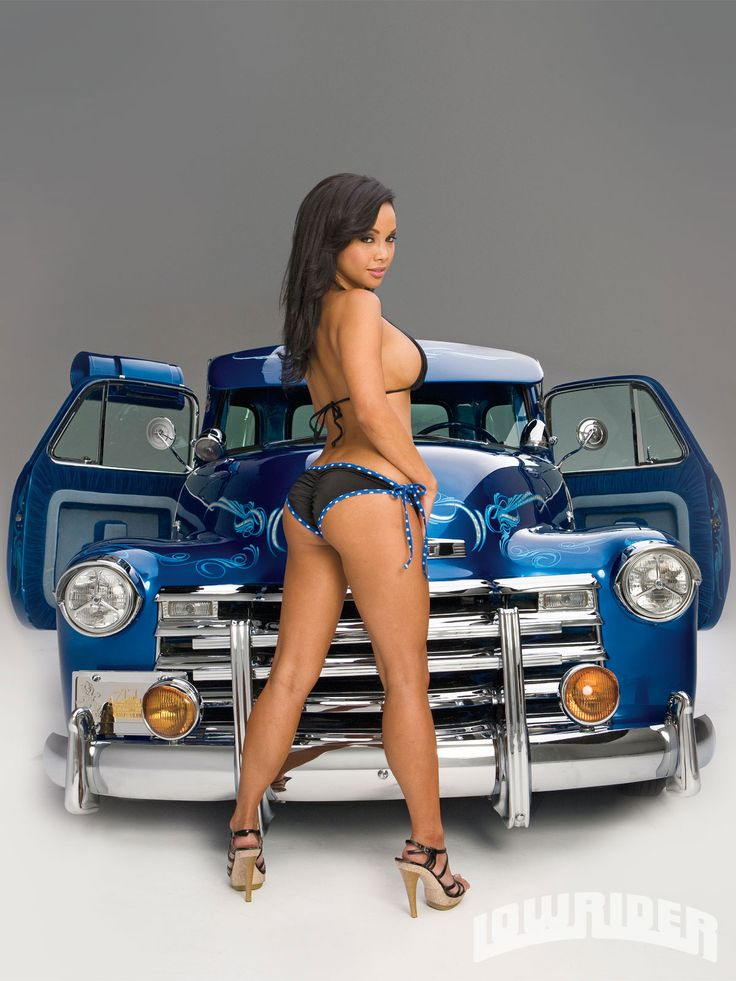 Sexy Naked Lowriders 51
