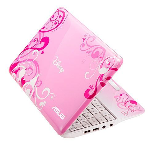 Pink and Blue Disney netbooks coming from Asus | Christmas toys, Toy and Girls