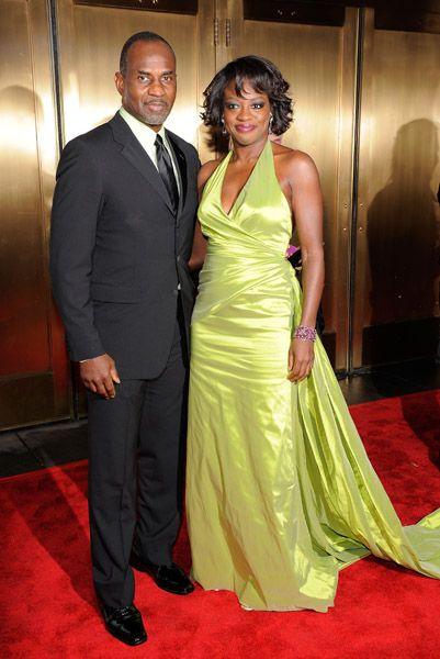 Viola Davis & Julian Tennon(husband)