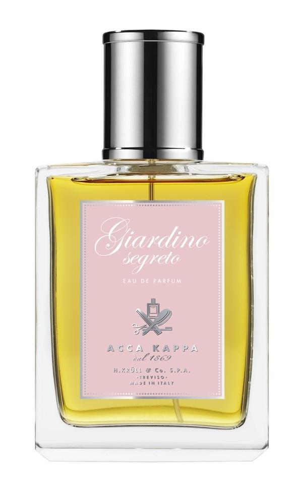 Acca Kappa  Giardino Segreto  http://www.accakappa.com/it/c/2/fragranze.html