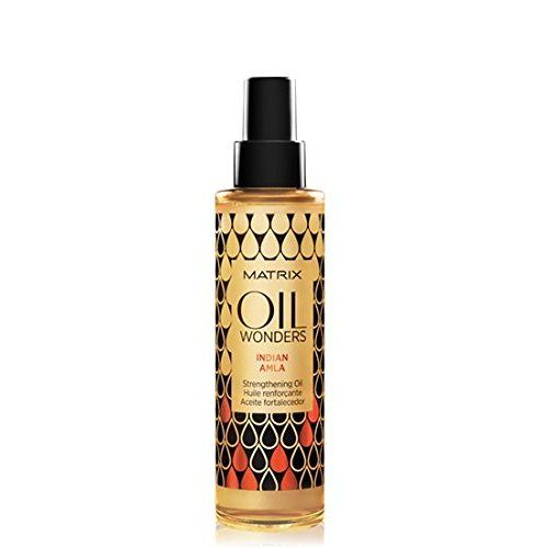Matrix Wonders Indian Amla Oil for Unisex, 4.2 Ounce * Read more details by clicking on the image. #hairdressing