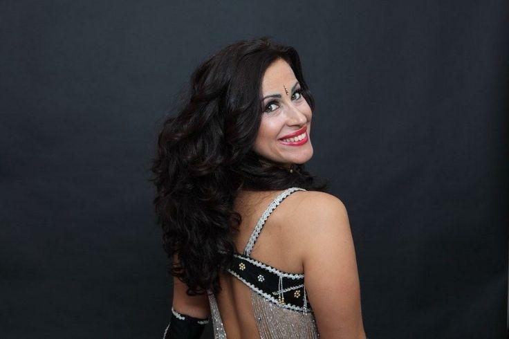 la #danzadelventre con spirito #duende e #sorriso