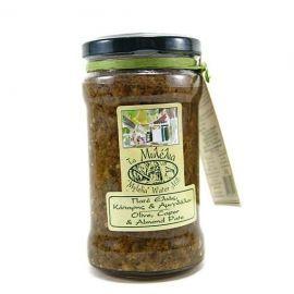 $12.07  Greek Olive Paste With Caper & Almond 300gr